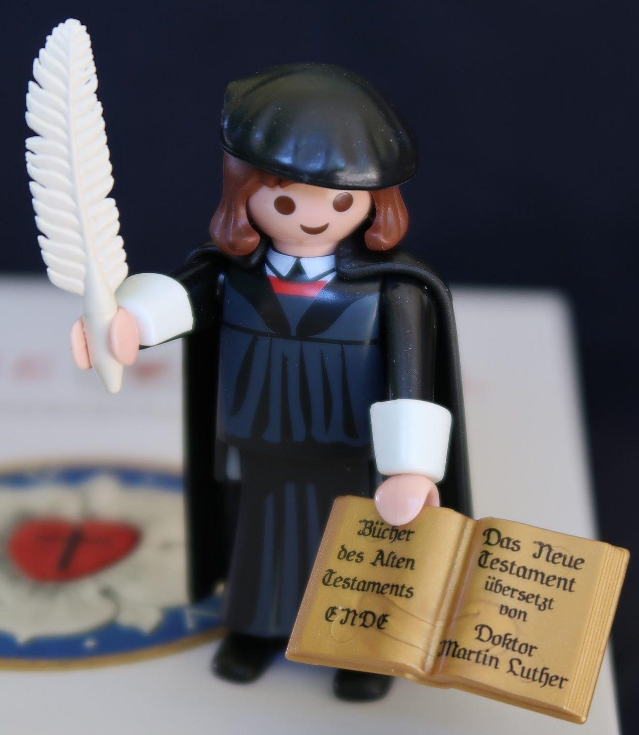 Lutherausstellung zur Churchnight