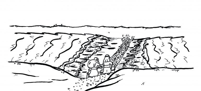 Mose: Der Weg durch die Wüste