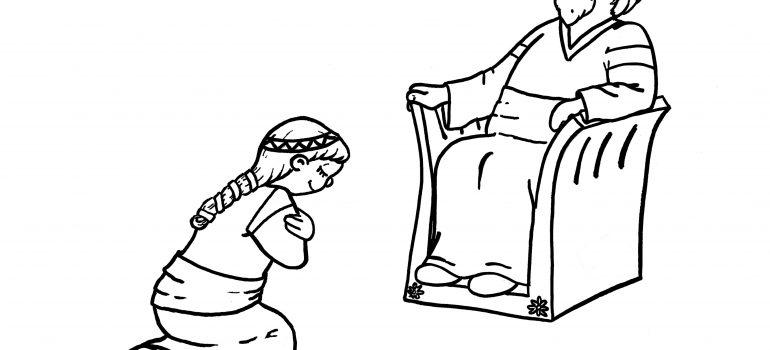 Casting – Ester wird die neue Königin