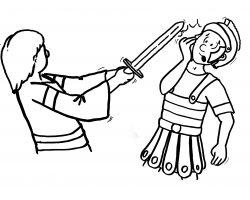 Das gezogene Schwert