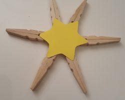Einfache Sterne basteln