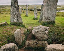 Hinkelsteine für Obelix: Ein Geländespiel