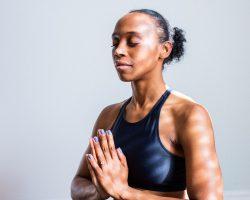 Ganz geliebt - Eine meditative körperkonzentrierte Gebetsaktion