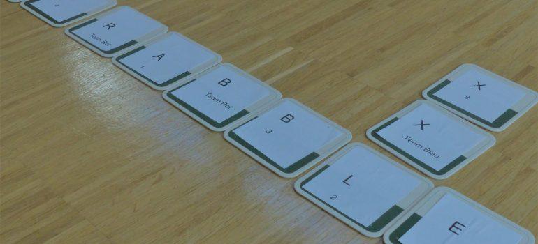 Scrabble XXL [5*/ Programm-Vorschlag/ Montag]