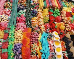 Süßigkeiten total