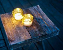 Bunte Lichter für die dunkle Jahreszeit