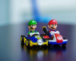 Mit Mario Kart ans Ziel