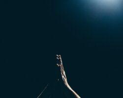 Warum fällt Beten manchmal so schwer?