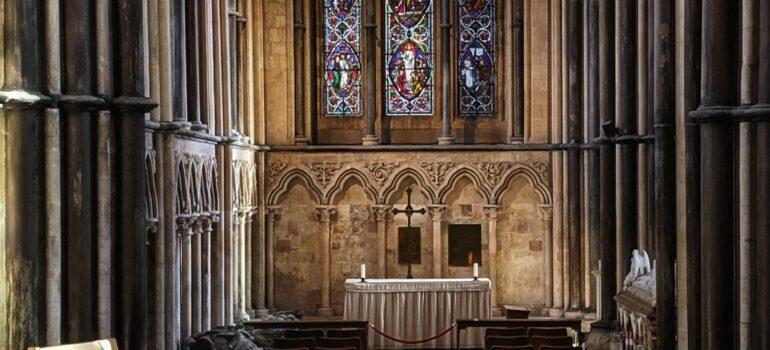 Gebet im Kloster – ein Erfahrungsbericht