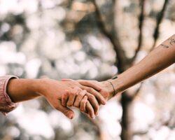 Freundschaft, die dich trägt - eine erlebnispädagogische Übung